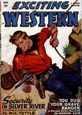 Exciting Western (1940-1953 Better Publications) Pulp Vol. 17 #1