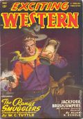 Exciting Western (1940-1953 Better Publications) Pulp Vol. 17 #2