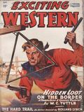 Exciting Western (1940-1953 Better Publications) Pulp Vol. 18 #1