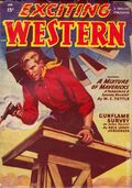 Exciting Western (1940-1953 Better Publications) Pulp Vol. 18 #3