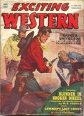 Exciting Western (1940-1953 Better Publications) Pulp Vol. 19 #1
