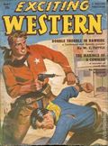 Exciting Western (1940-1953 Better Publications) Pulp Vol. 21 #2