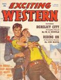 Exciting Western (1940-1953 Better Publications) Pulp Vol. 22 #2