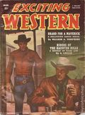 Exciting Western (1940-1953 Better Publications) Pulp Vol. 23 #1