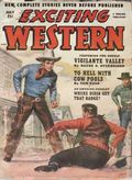 Exciting Western (1940-1953 Better Publications) Pulp Vol. 23 #3