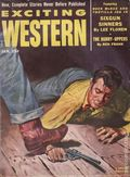 Exciting Western (1940-1953 Better Publications) Pulp Vol. 24 #3