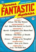 Famous Fantastic Mysteries (1939-1953 Frank A. Munsey/Popular/Altus) Pulp Feb 1940