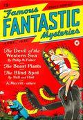 Famous Fantastic Mysteries (1939-1953 Frank A. Munsey/Popular/Altus) Pulp Vol. 2 #1