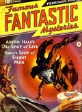 Famous Fantastic Mysteries (1939-1953 Frank A. Munsey/Popular/Altus) Pulp Vol. 2 #6