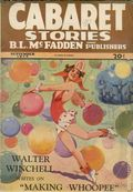 Cabaret Stories (1928-1929 B.L. McFadden, Inc.) Pulp Vol. 1 #2