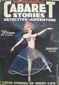 Cabaret Stories (1928-1929 B.L. McFadden, Inc.) Pulp Vol. 1 #6