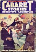 Cabaret Stories (1928-1929 B.L. McFadden, Inc.) Pulp Vol. 1 #8