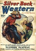 Silver Buck Western (1940-1941 Frank A. Munsey) Pulp Vol. 1 #4
