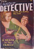 Candid Detective (1938-1939 Trojan Publishing) Pulp Vol. 1 #2