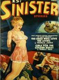 Sinister Stories (1940 Popular Publications) Pulp Vol. 1 #2