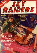 Sky Raiders (1939-1940 Double-Action Magazines) Pulp Vol. 1 #4