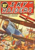 Sky Raiders (1939-1940 Double-Action Magazines) Pulp Vol. 1 #5