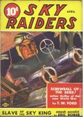 Sky Raiders (1939-1940 Double-Action Magazines) Pulp Vol. 1 #6