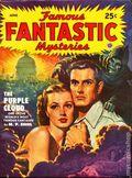 Famous Fantastic Mysteries (1939-1953 Frank A. Munsey/Popular/Altus) Pulp Vol. 10 #5
