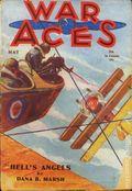 War Aces (1930-1932 Dell) Pulp Vol. 1 #2