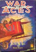 War Aces (1930-1932 Dell) Pulp Vol. 2 #5