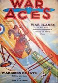 War Aces (1930-1932 Dell) Pulp Vol. 2 #6