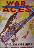 War Aces (1930-1932 Dell) Pulp Vol. 3 #8