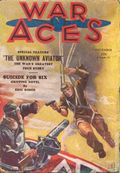 War Aces (1930-1932 Dell) Pulp Vol. 3 #9
