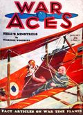 War Aces (1930-1932 Dell) Pulp Vol. 4 #10