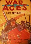 War Aces (1930-1932 Dell) Pulp Vol. 4 #11
