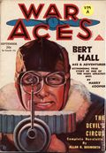 War Aces (1930-1932 Dell) Pulp Vol. 6 #18