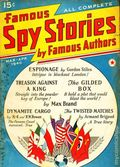 Famous Spy Stories (1940 Frank A. Munsey Company) Pulp Vol. 1 #2