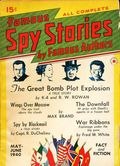 Famous Spy Stories (1940 Frank A. Munsey Company) Pulp Vol. 1 #3