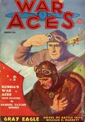 War Aces (1930-1932 Dell) Pulp Vol. 8 #24