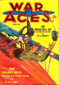 War Aces (1930-1932 Dell) Pulp Vol. 9 #25