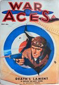 War Aces (1930-1932 Dell) Pulp Vol. 9 #26