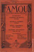 Famous Story Magazine (1925-1927 Famous Story Magazine, Inc.) Pulp Vol. 1 #1