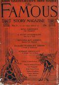 Famous Story Magazine (1925-1927 Famous Story Magazine, Inc.) Pulp Vol. 1 #3