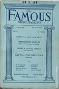 Famous Story Magazine (1925-1927 Famous Story Magazine, Inc.) Pulp Vol. 6 #2