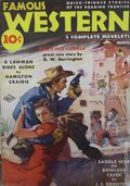 Famous Western (1937-1960 Columbia Publications) Pulp Vol. 2 #1