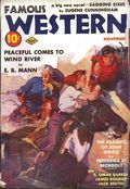 Famous Western (1937-1960 Columbia Publications) Pulp Vol. 2 #4