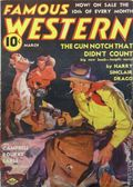 Famous Western (1937-1960 Columbia Publications) Pulp Vol. 3 #1