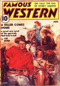 Famous Western (1937-1960 Columbia Publications) Pulp Vol. 3 #5