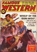 Famous Western (1937-1960 Columbia Publications) Pulp Vol. 3 #7