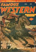 Famous Western (1937-1960 Columbia Publications) Pulp Vol. 3 #8