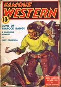 Famous Western (1937-1960 Columbia Publications) Pulp Vol. 4 #3