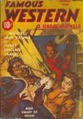 Famous Western (1937-1960 Columbia Publications) Pulp Vol. 4 #6