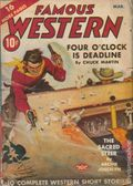 Famous Western (1937-1960 Columbia Publications) Pulp Vol. 5 #4