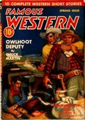 Famous Western (1937-1960 Columbia Publications) Pulp Vol. 5 #5