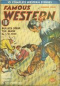 Famous Western (1937-1960 Columbia Publications) Pulp Vol. 5 #6